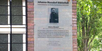 Johanna-Moosdorf-Bibliothek in Berlin