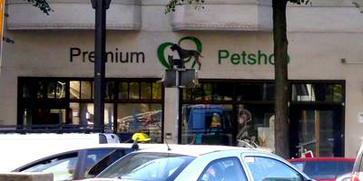 Premium Petshop in Berlin