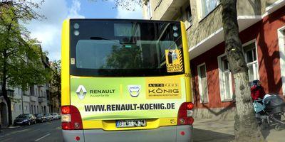Autohaus König GmbH, RENAULT Vertragshändler Autohaus König GmbH, Lager in Teltow