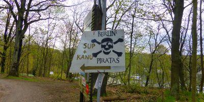 Berlin Piratas Kanu Standup Verleih in Berlin