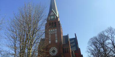 Trinitatis - Kirche in Berlin