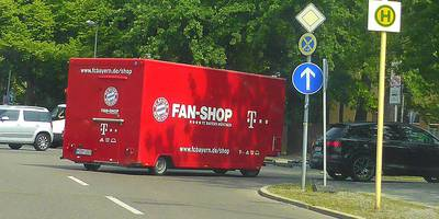 FC Bayern München AG in München