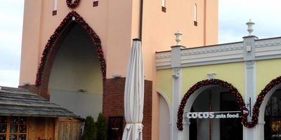 Cocos Asia Bistro in Elstal Gemeinde Wustermark
