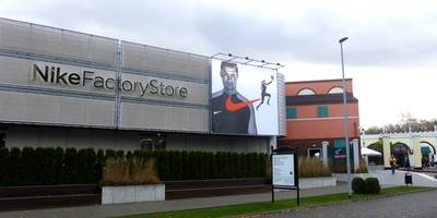 Nike Factory Store Outlet in Wustermark