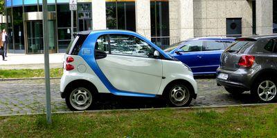 car2go in Leinfelden-Echterdingen