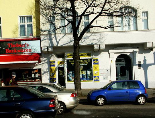Tintenkaiser Burobedarf 14057 Berlin Westend Offnungszeiten