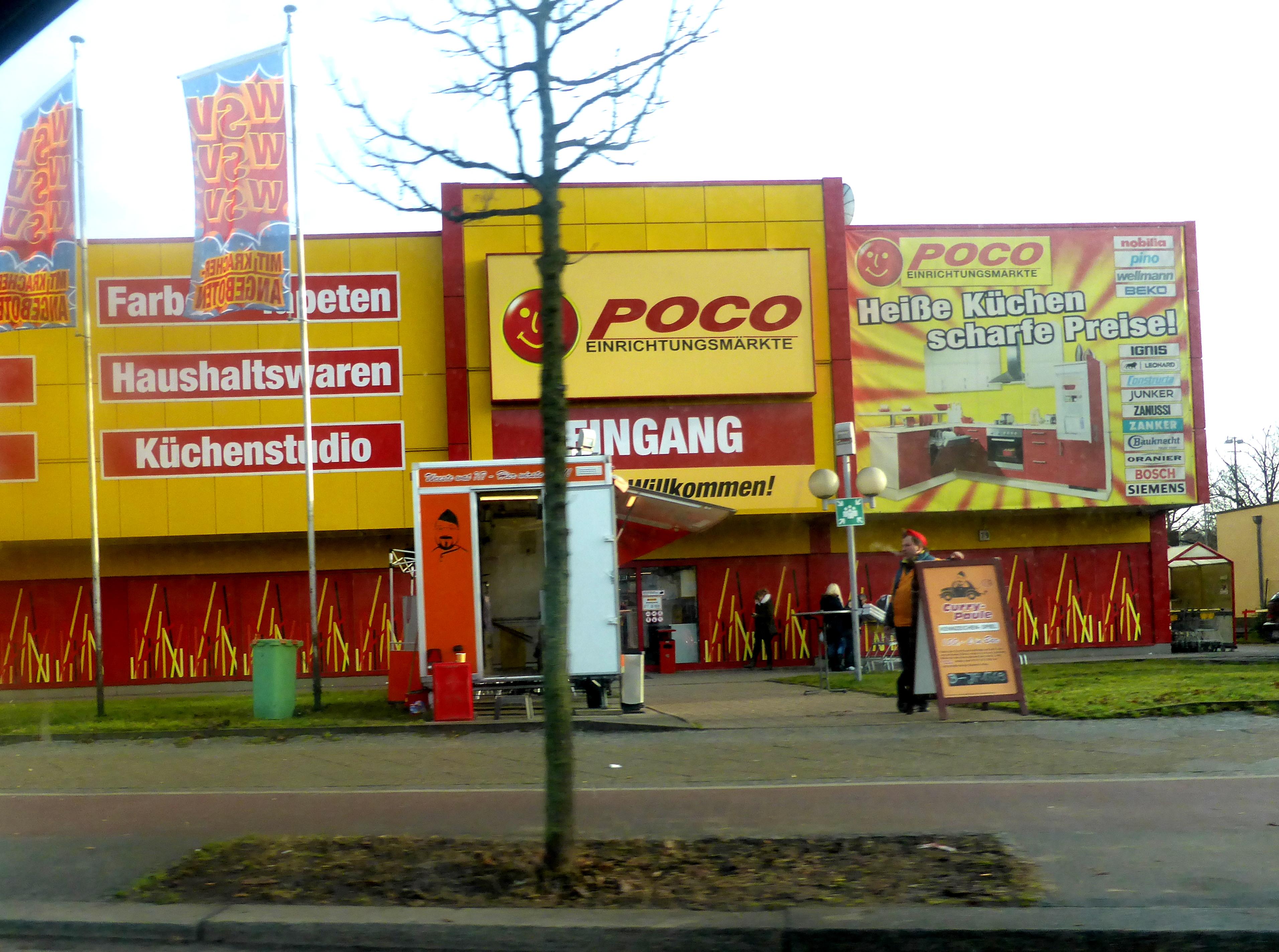 ➤ POCO-Domäne Einrichtungsmärkte GmbH & Co. KG 12349 Berlin ...