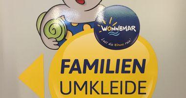 Freizeitbad Wonnemar in Wismar in Mecklenburg