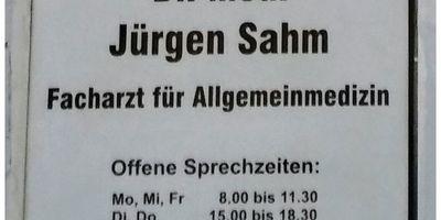 Sahm Jürgen Dr. med in Sprendlingen Stadt Dreieich
