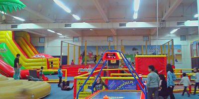 HOFlaHOPP Playland GmbH Indoorspielplatz in Hof an der Saale