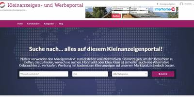 MCM Kleinanzeigen-Portal in München