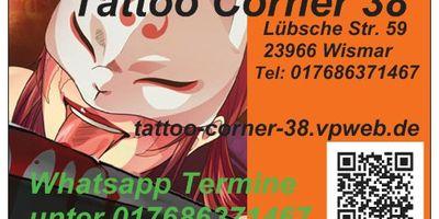 Tattoo Corner 38 in Bergen Kreis Celle