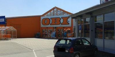 OBI Markt Abensberg in Abensberg