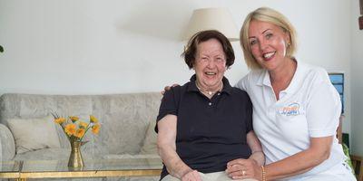 Pflege zu Hause, Christel Henoch in München