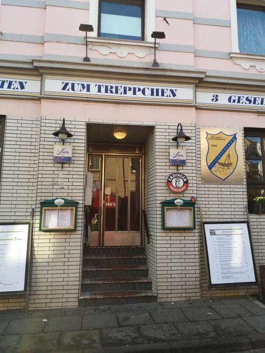Bilder Und Fotos Zu Zum Treppchen Inh Sigrid Borchert Della Porta