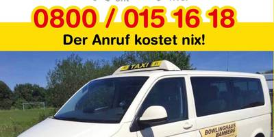 Taxi Meißner Airporttaxi in Bamberg