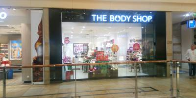 The Body Shop in Dresden