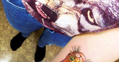 Katy Newport Tattoo Bamberg in Bamberg