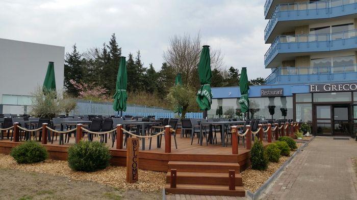 El Greco Griechisches Restaurant Cafe Cuxhaven