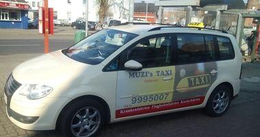 Muzi's Taxi in Uetersen