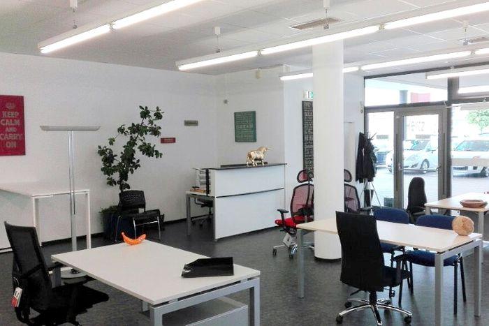 office-4-sale Büromöbel GmbH - Standort Heilbronn - 8 Fotos ...