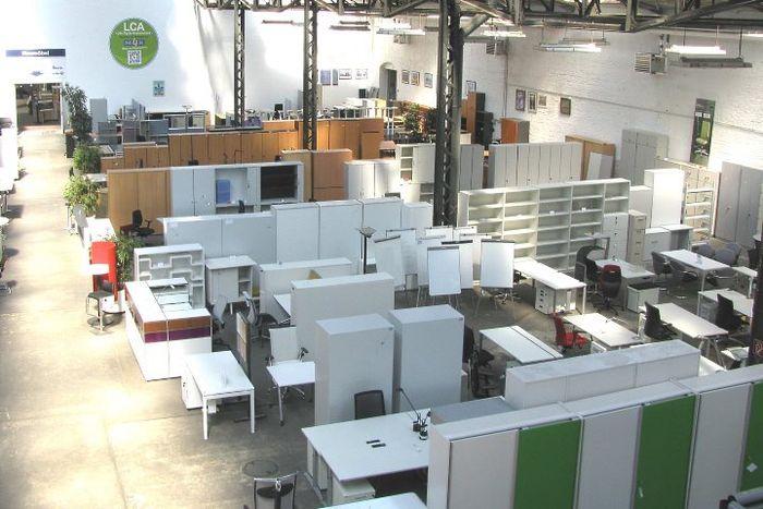 office-4-sale Büromöbel GmbH - Standort Mühlenbeck (bei Berlin) - 25 ...