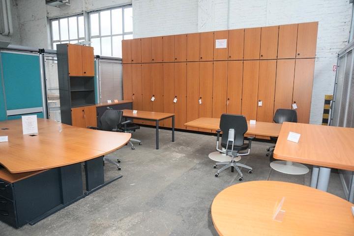 Turbo ➤ office-4-sale Büromöbel GmbH - Standort Mühlenbeck 16567 MO75