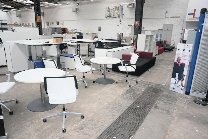 Berühmt ➤ office-4-sale Büromöbel GmbH - Standort Mühlenbeck 16567 QU98