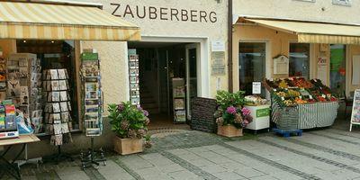 Zauberberg Buchhandlung in Weilheim in Oberbayern