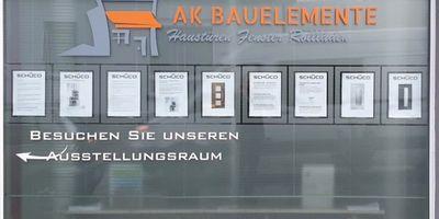 AK BAUELEMENTE - Haustüren - Fenster – Rollläden - Garagentore in Castrop-Rauxel