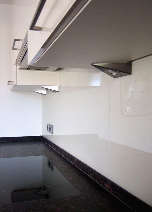 bilder und fotos zu glaserei glas & design mattler in bobingen ... - Lackiertes Glas Küchenrückwand