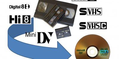 Video-überspielen.de Foto und Video Dienstleistung in Euskirchen