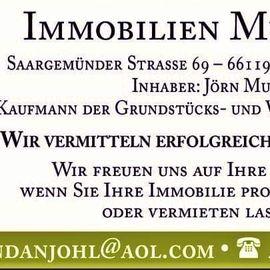 Bild zu Mundanjohl Jörn Immobilien in Saarbrücken