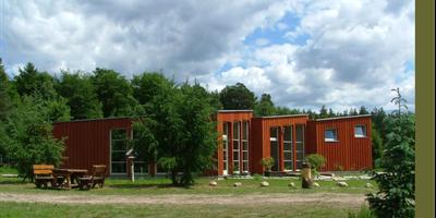 "Naturlehrpfad ""Flämingwald"" in Coswig in Anhalt"