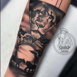 Bild zu Seebär Tattoo Kiel - Tattoo Studio in Kiel