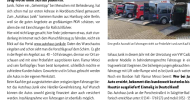 Autohaus Junik Autohandel in Salzgitter