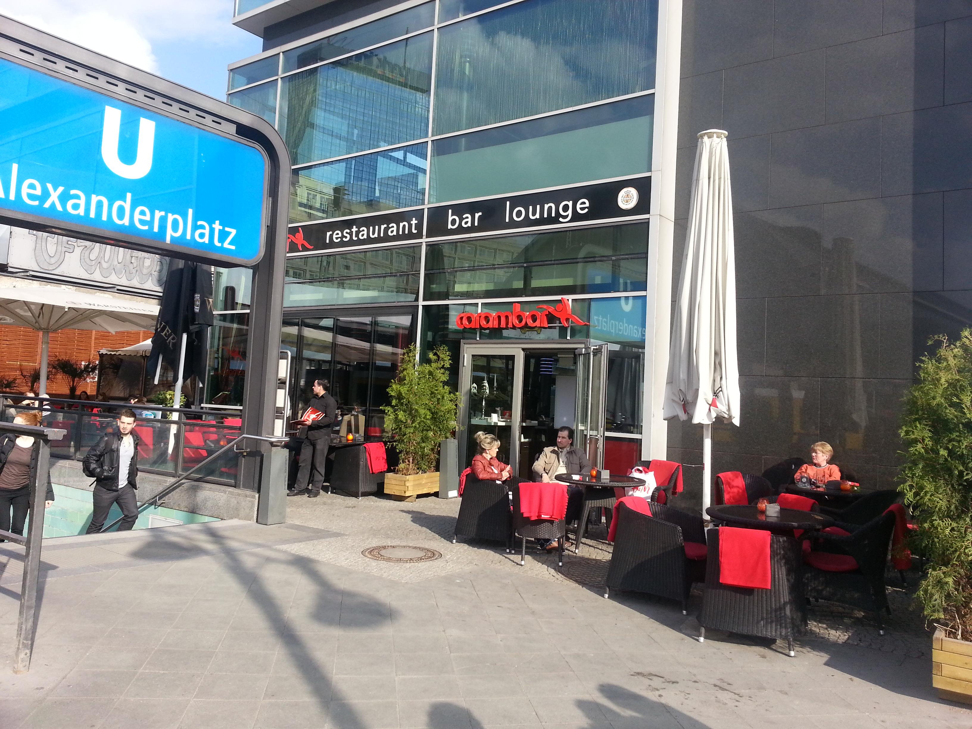 Carambar Bar 10178 Berlin Mitte Offnungszeiten Adresse Telefon