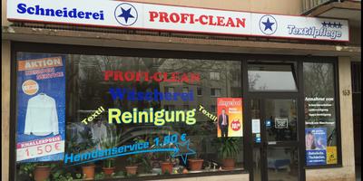 Profi-Clean Textilreinigung-Wäscherei in Frankfurt am Main