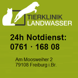 Tierklinik Landwasser in Freiburg im Breisgau