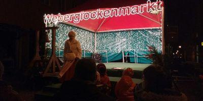 Weberglockenmarkt Neubrandenburg, Weihnachtsmarkt in Neubrandenburg