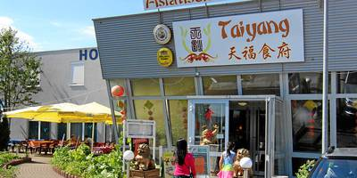 Asiatisches Restaurant Taiyang, Running Sushi in Rheinfelden in Baden