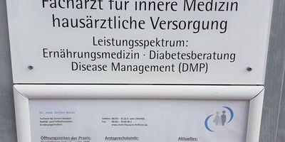 Weier Stefan Dr.med. Praxis für Innere Medizin in Hofheim am Taunus