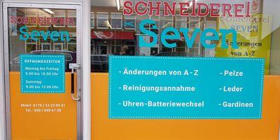 Schneiderei Seven in Schenefeld Bezirk Hamburg