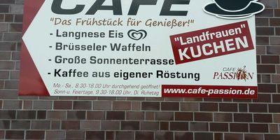 Cafe Passion Inh. Chris Steinbach in Hamminkeln