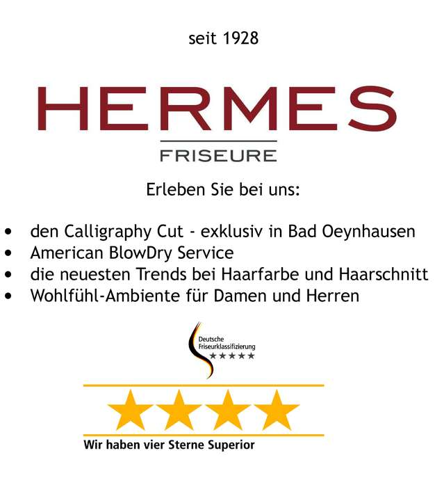bilder und fotos zu hermes friseure in bad oeynhausen portastr. Black Bedroom Furniture Sets. Home Design Ideas