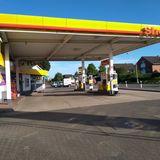 Shell Tankstelle C. Im Fange Tankstelle in Hopsten