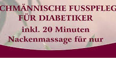 Fußpflegepraxis in Wesel Blumenkamp in Wesel