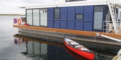 Hausboot Treibholz (Vermietung) in Mücheln im Geiseltal