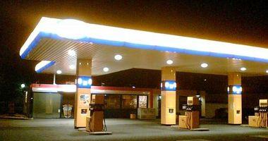 JET-Tankstelle in Viernheim