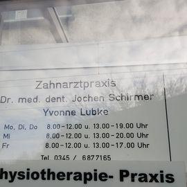 Schirmer Jochen Zahnarztpraxis in Halle an der Saale